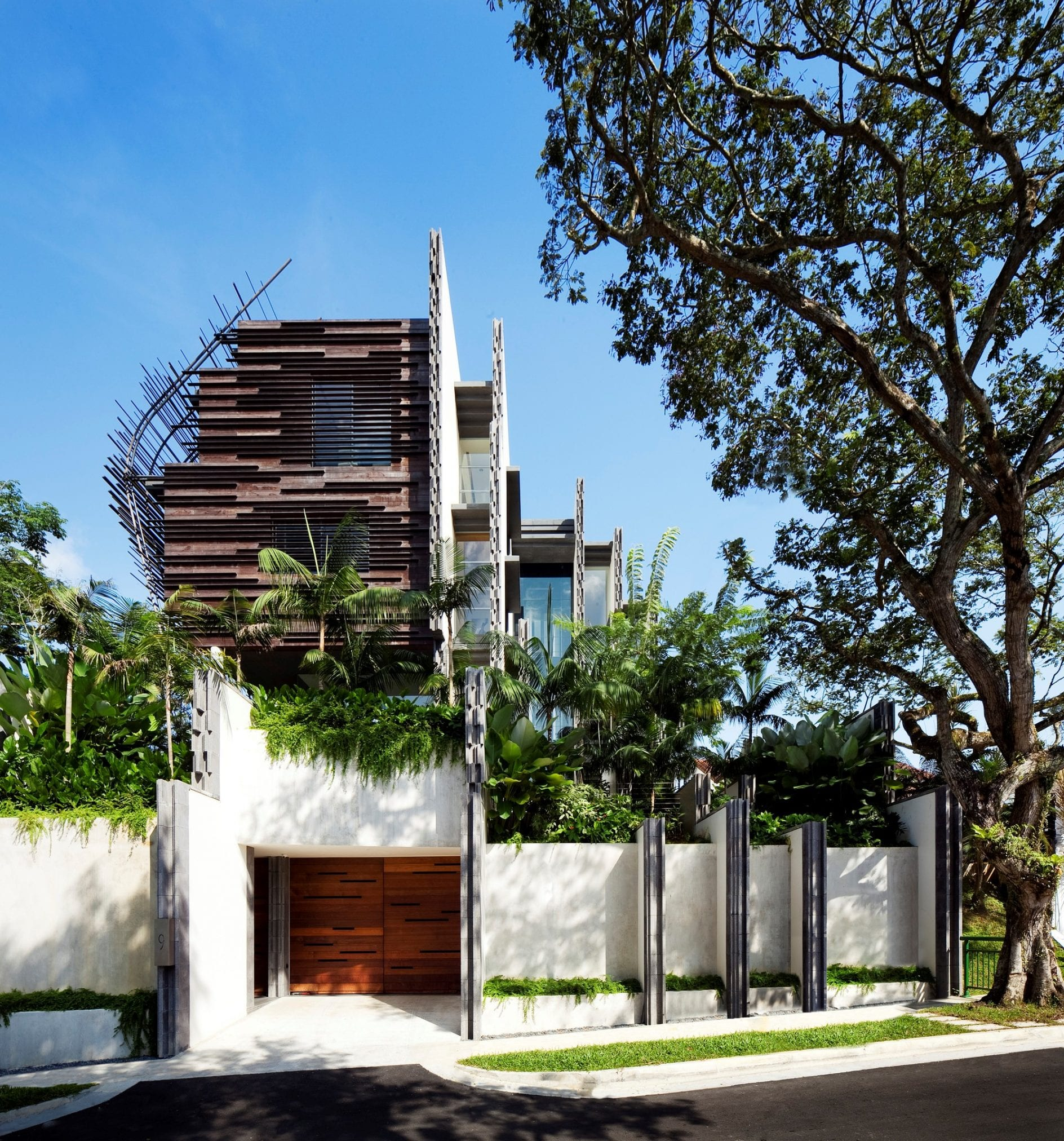 The Nest House in Singapore