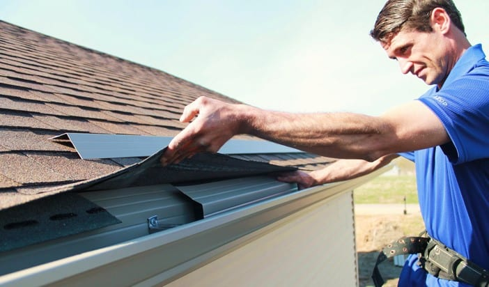 How to prevent roof leak